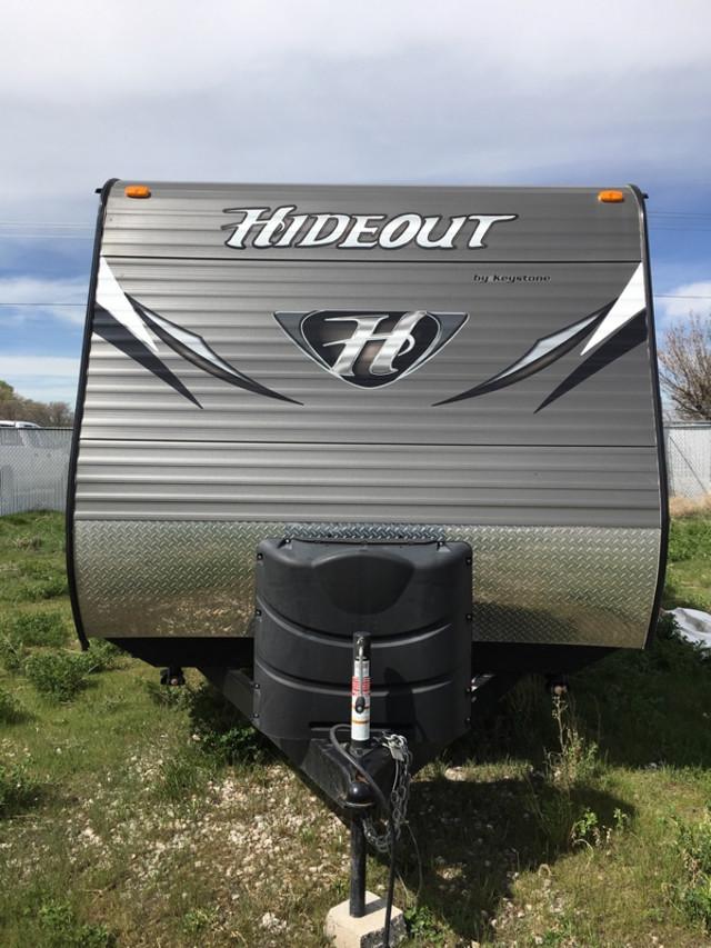 2015 Keystone Hideout 19FLBWE Ogden, Utah 9
