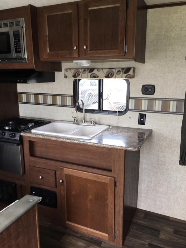2015 Keystone Hideout 19FLBWE Ogden, Utah 4