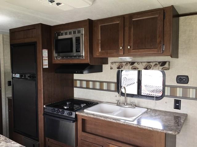 2015 Keystone Hideout 19FLBWE Ogden, Utah 7