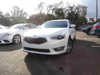 2015 Kia Cadenza Premium SEFFNER, Florida