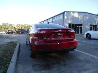 2015 Kia Forte EX PREM  LTHR SUNRF CAM PUSH AIR COOLED-HTD SEATS SEFFNER, Florida 9