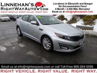 2015 Kia Optima in Bangor, ME