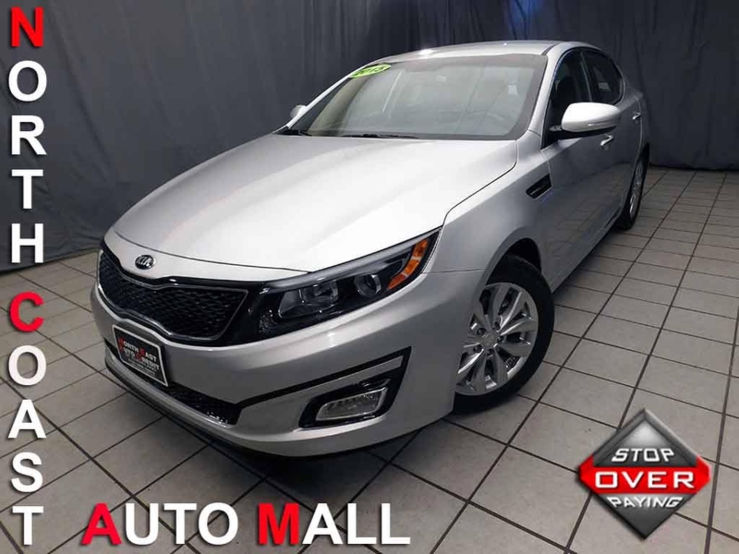 2015 kia optima ex city ohio north coast auto mall of cleveland. Black Bedroom Furniture Sets. Home Design Ideas