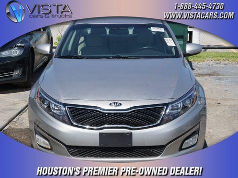 2015 Kia Optima EX in Houston, Texas