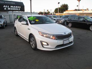 2015 Kia Optima Hybrid Sedan Costa Mesa, California 2
