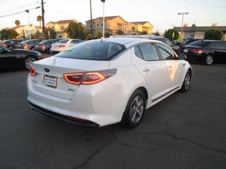 2015 Kia Optima Hybrid Sedan Costa Mesa, California 3