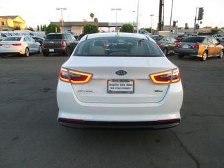 2015 Kia Optima Hybrid Sedan Costa Mesa, California 4