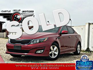 2015 Kia Optima in Lewisville Texas