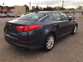 2015 Kia Optima LX FULL MANUFACTURER WARRANTY Mesa, Arizona 4