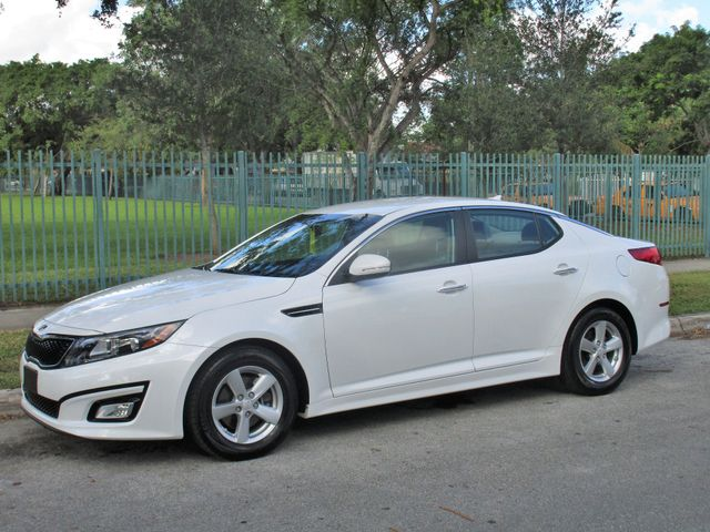 2015 Kia Optima LX Come and visit us at oceanautosalescom for our expanded inventoryThis offer e