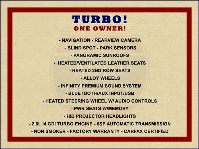 2015 Kia Optima SXL Turbo - NAVIGATION - SUNROOF! Mooresville , NC 1