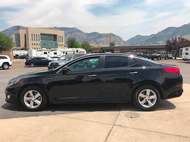 2015 Kia Optima LX Ogden, Utah 1