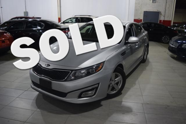 2015 Kia Optima LX Richmond Hill, New York 0