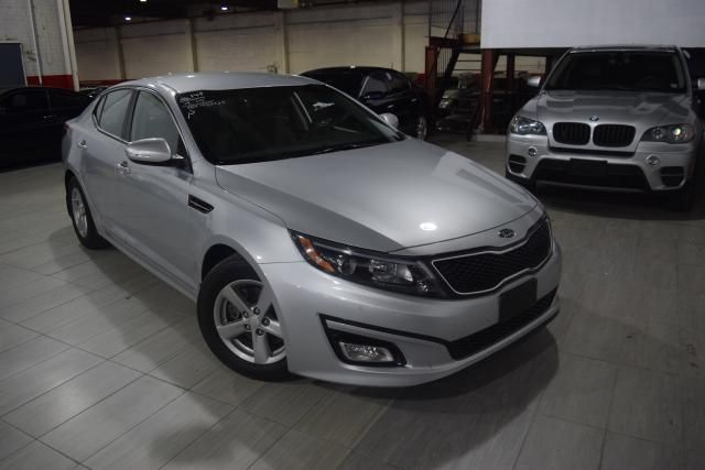 2015 Kia Optima LX Richmond Hill, New York 1