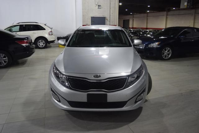 2015 Kia Optima LX Richmond Hill, New York 2