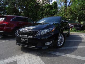 2015 Kia Optima EX PREM OKG. PANORAMIC. AIR COOLED-HTD SEATS SEFFNER, Florida 5