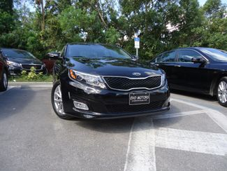 2015 Kia Optima EX PREM OKG. PANORAMIC. AIR COOLED-HTD SEATS SEFFNER, Florida 8