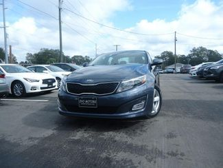 2015 Kia Optima LX. BACKUP CAMERA SEFFNER, Florida