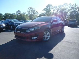 2015 Kia Optima LX SEFFNER, Florida 4