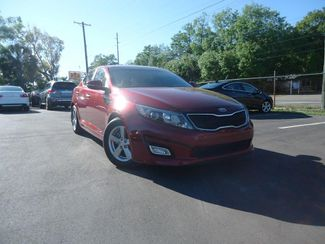 2015 Kia Optima LX SEFFNER, Florida 8