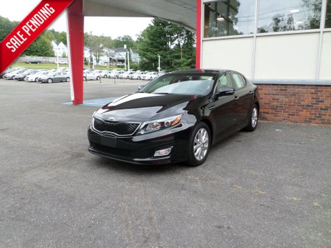 2015 Kia Optima EX in WATERBURY, CT