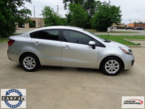 2015 Kia Rio LX | Garland, TX | Legend Motorcars in Garland, TX