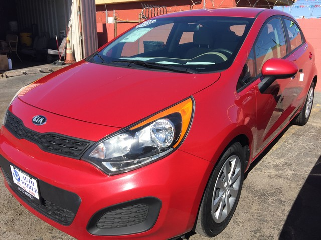 Used Cars in Las Vegas 2015 Kia Rio