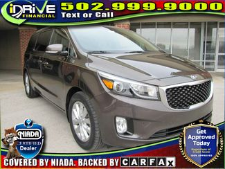 2015 Kia Sedona EX | Louisville, Kentucky | iDrive Financial in Lousiville Kentucky