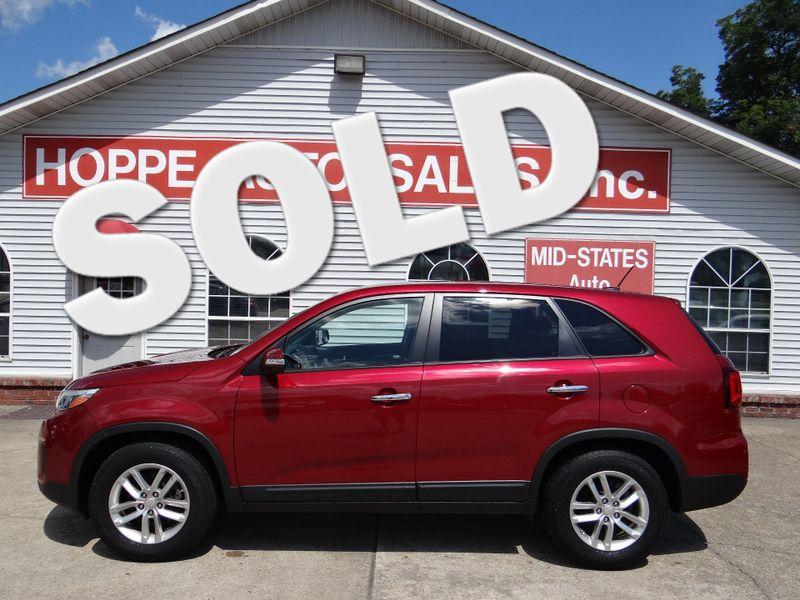 2015 Kia Sorento LX | Paragould, Arkansas | Hoppe Auto Sales, Inc. in Paragould Arkansas