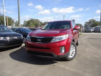 2015 Kia Sorento LX LEATHER. CAMERA. HTD SEATS. UVO SEFFNER, Florida