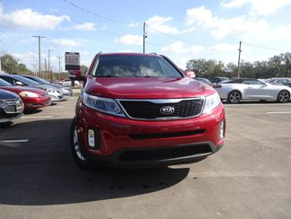 2015 Kia Sorento LX LEATHER. CAMERA. HTD SEATS. UVO SEFFNER, Florida 7