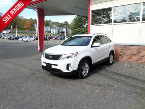 2015 Kia Sorento LX in WATERBURY, CT