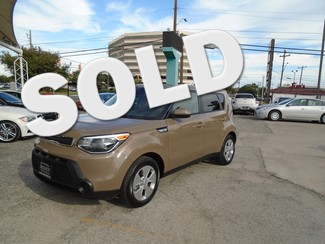 2015 Kia Soul Base San Antonio, Texas