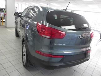 2015 Kia Sportage LX AWD Chicago, Illinois 3