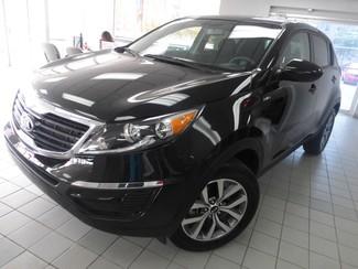 2015 Kia Sportage LX AWD Chicago, Illinois 2