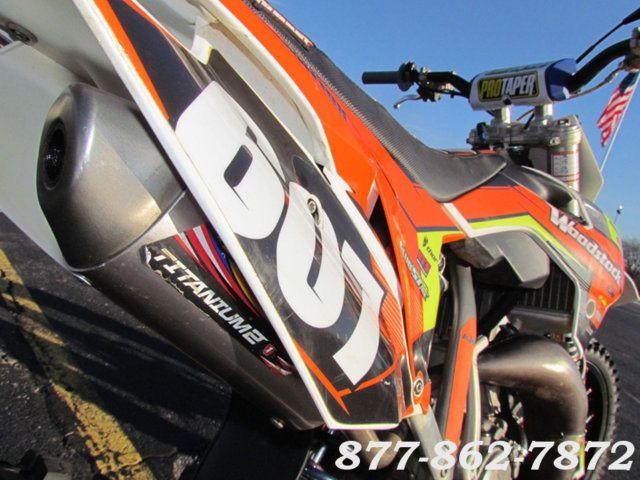 2015 Ktm 85 SX WITH 105 BIG WHEEL KIT 85 SX W105 BIG WHEEL McHenry, Illinois 10