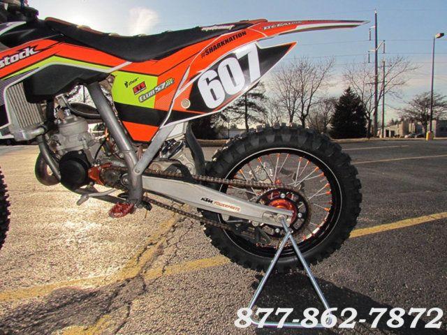2015 Ktm 85 SX WITH 105 BIG WHEEL KIT 85 SX W105 BIG WHEEL McHenry, Illinois 17