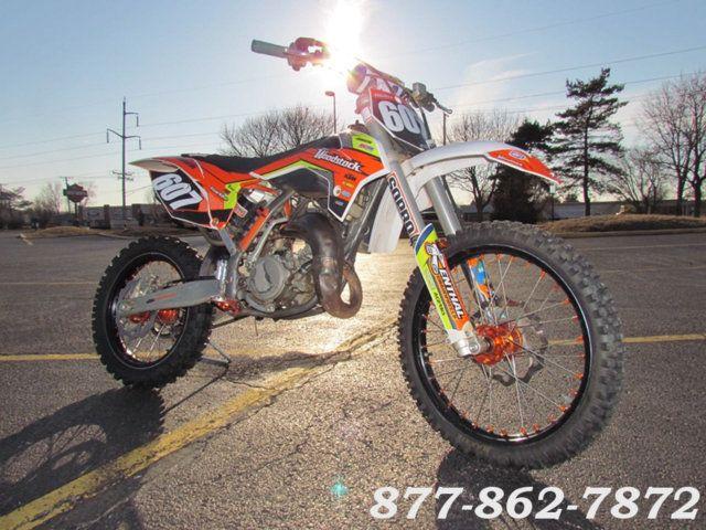 2015 Ktm 85 SX WITH 105 BIG WHEEL KIT 85 SX W105 BIG WHEEL McHenry, Illinois 18