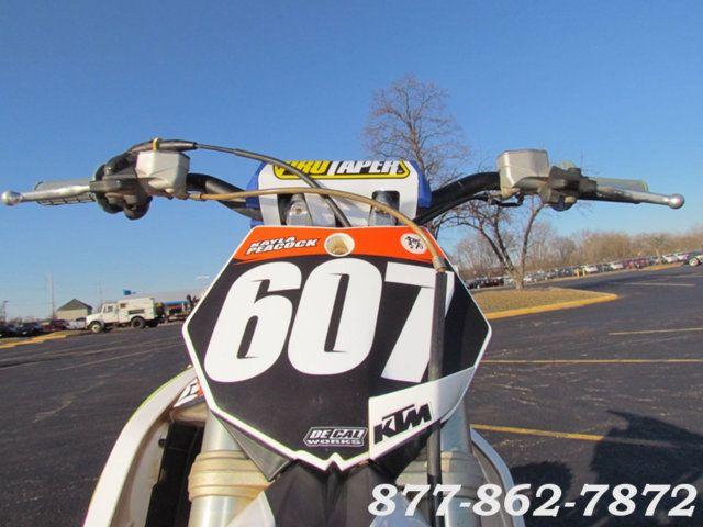 2015 Ktm 85 SX WITH 105 BIG WHEEL KIT 85 SX W105 BIG WHEEL McHenry, Illinois 8