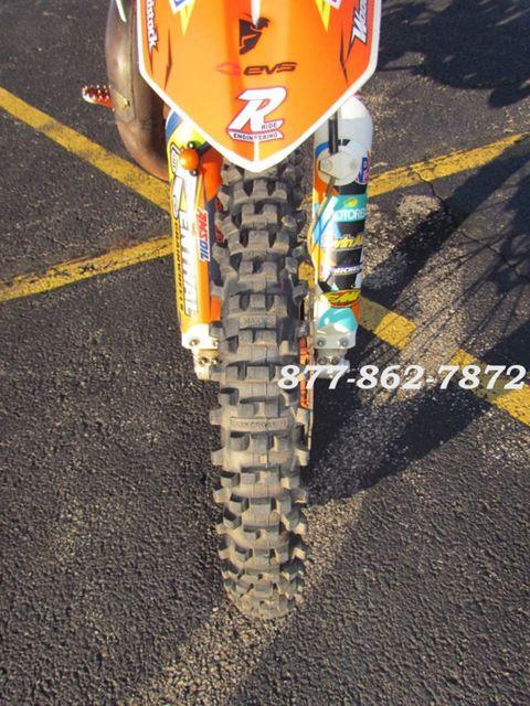 2015 Ktm 85 SX WITH 105 BIG WHEEL KIT 85 SX W105 BIG WHEEL McHenry, Illinois 9