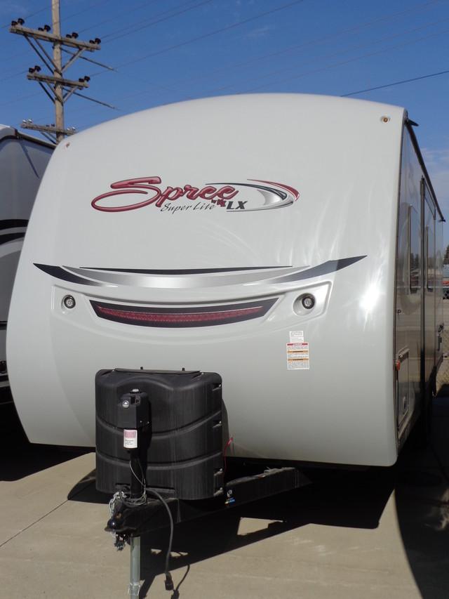 2015 Kz Spree LX 240BHS Mandan, North Dakota 1