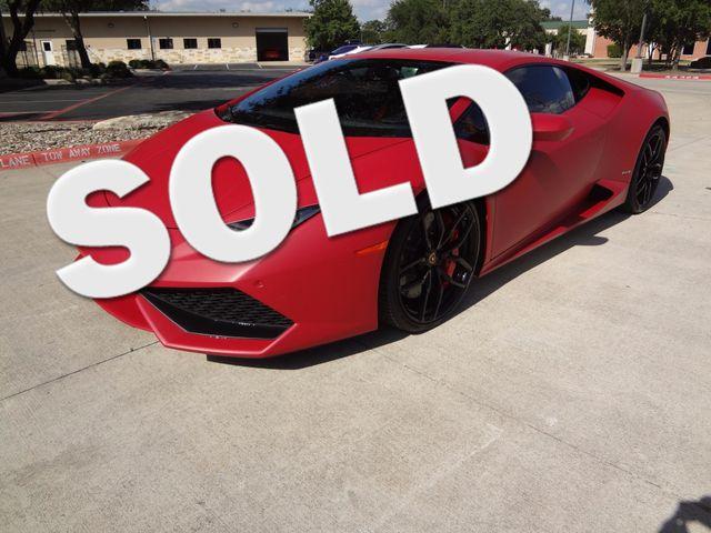 2015 Lamborghini Huracan Austin , Texas 0