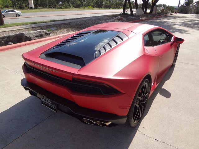 2015 Lamborghini Huracan Austin , Texas 6