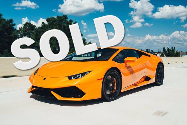 2015 Lamborghini Huracan Houston, Texas 0
