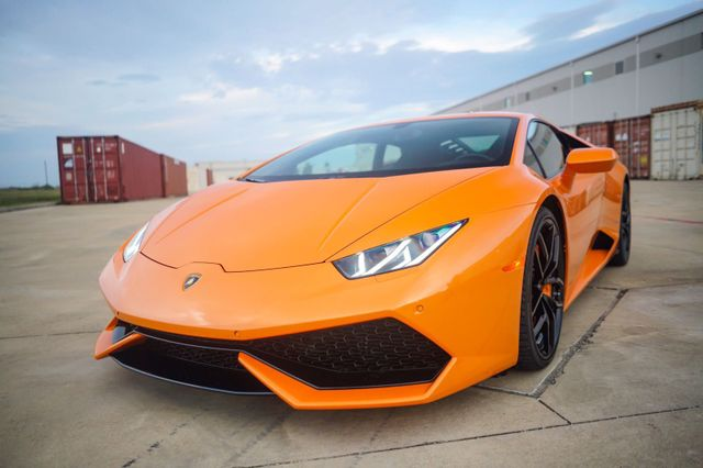 2015 Lamborghini Huracan Houston, Texas 10