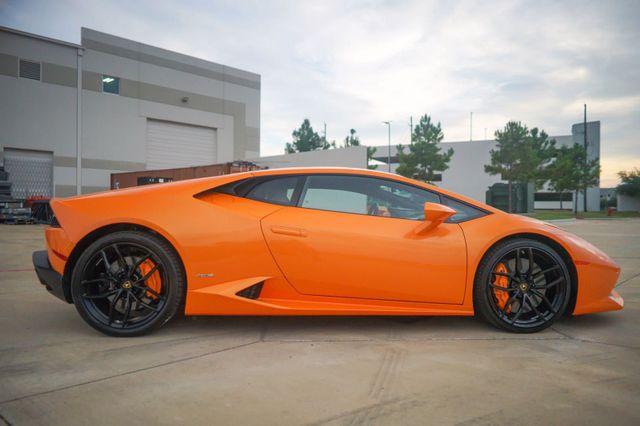 2015 Lamborghini Huracan Houston, Texas 4