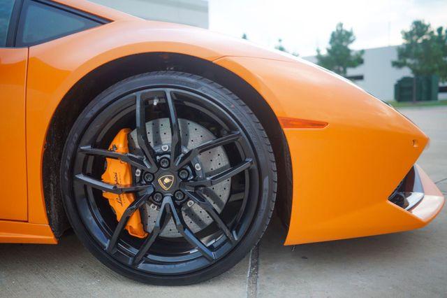 2015 Lamborghini Huracan Houston, Texas 8