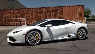 2015 Lamborghini Huracan LP610-4 Coupe LINDON, UT