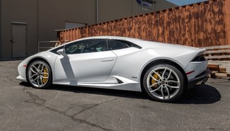 2015 Lamborghini Huracan LP610-4 Coupe LINDON, UT 1