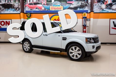 2015 Land Rover LR4 HSE 4X4 in Addison